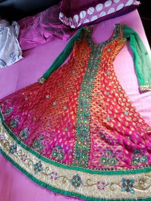bollywood anarkali