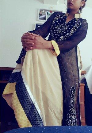 Bollywood Anarkali salwar kameez, Salwar Suit, indische Suit, Gr.M/L Neu