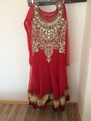 Bollywood indische Kleid