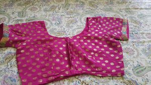 Bollywood indische sari -- 3teilig