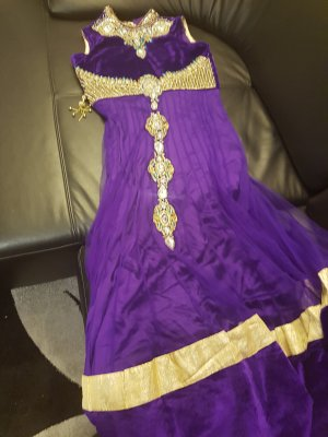 bollywood long anarkali