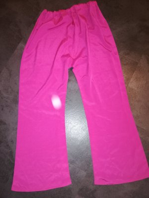 Ladies' Suit lime yellow-pink