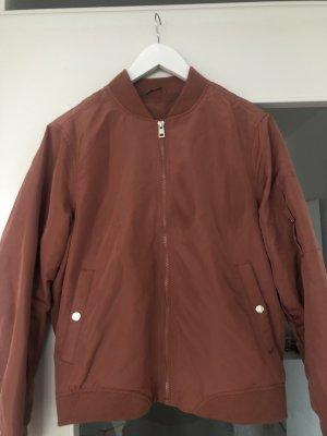 Vero Moda Bomber Jacket rose-gold-coloured-grey lilac