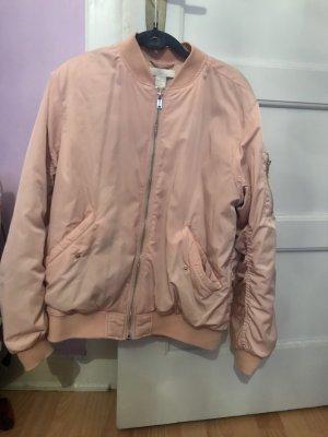 Bomber Jacke rosa