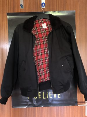 Urban Outfitters Bomberjack zwart-rood