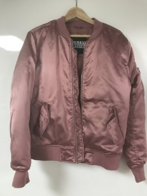 Urban Classics Giacca bomber rosa