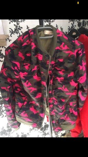 Bomber Jacket multicolored
