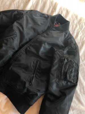 Flatbush Bomber Jacket black