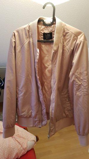 C&A Bomber Jacket dusky pink