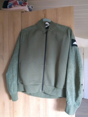 Adidas Giacca bomber verde oliva