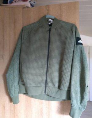 Adidas Bomber Jacket olive green