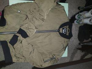 CoolCat Bomber Jacket khaki