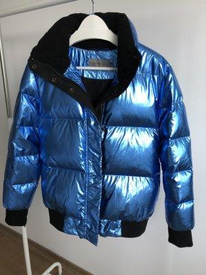 Calvin Klein Jeans Veste double bleu fluo