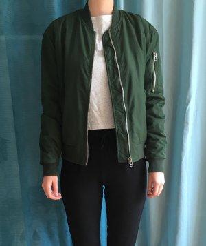 Urban Outfitters Blouson aviateur vert forêt