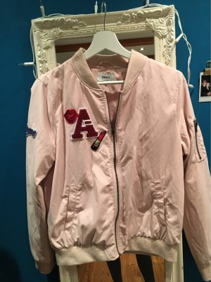 Only Chaqueta bomber rosa