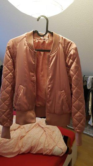 H&M Bomber Jacket pink