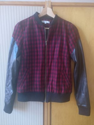 Glamorous Bomber Jacket black-red
