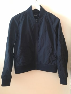 Fred Perry Bomberjack donkerblauw-blauw