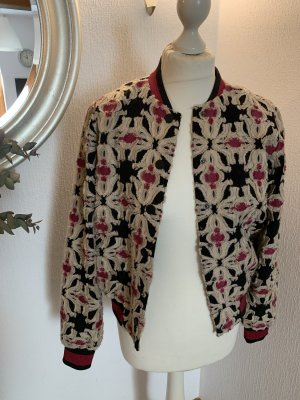 H&M Conscious Exclusive Blouson aviateur multicolore