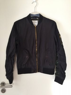 Zara Bomber Jacket multicolored
