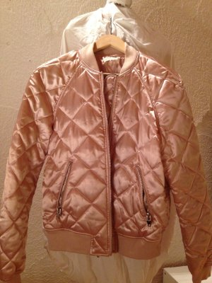 H&M Bomber Jacket multicolored polyester