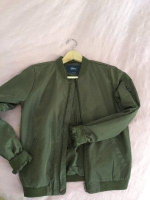 Bomberjacke khakifarben, neu und nicht getragen