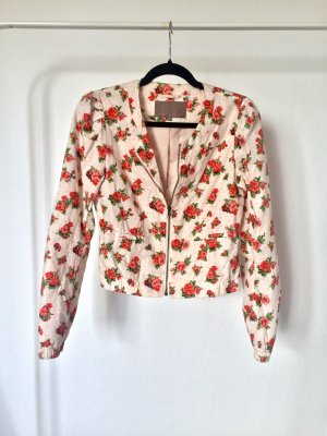 Mint&berry Blouson universitaire multicolore