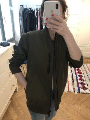 Zadig & Voltaire Bomber Jacket olive green