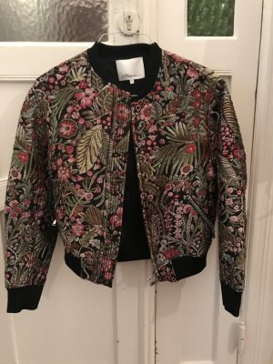 3.1 Phillip Lim Blouson multicolored silk