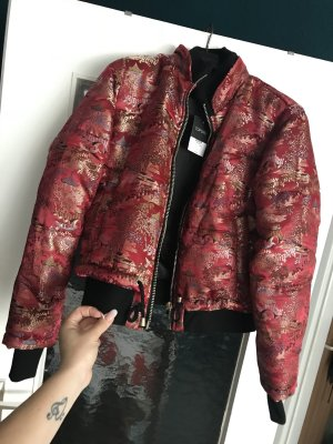 Topshop Bomber Jacket multicolored