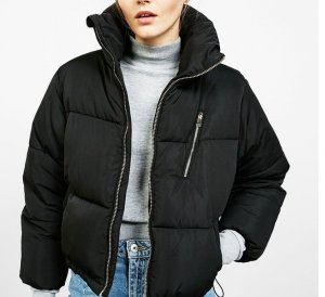 Bomberjacke Puffy Jacket