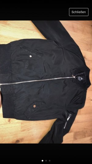 Atmosphere Bomber Jacket black