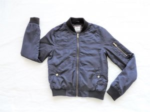 Bomberjacke Übergangsjacke Jacke mit Taschen und Reißverschluss