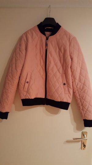 bomberjacke von vero moda in rose