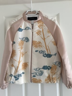 Bomberjacke Zara Asia Style, Gr. M