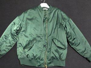 H&M Giacca bomber verde bosco