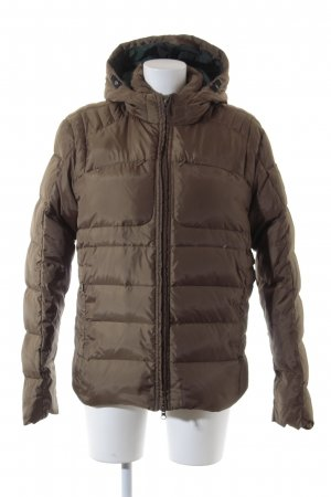 Bomboogie Down Jacket olive green-black athletic style