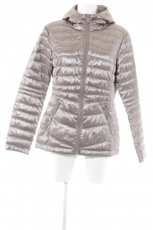 Bomboogie Steppjacke goldfarben Glanz-Optik