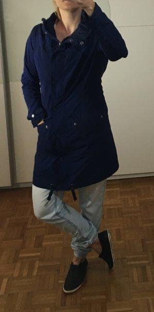 Bomboogie Capuchon jas blauw Polyester