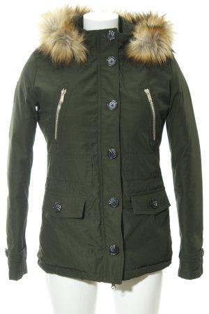 Bomboogie Winter Jacket khaki casual look
