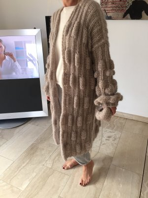 Oversized Coat beige