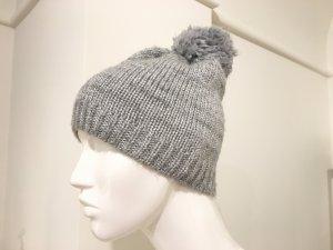 H&M Cappellino grigio