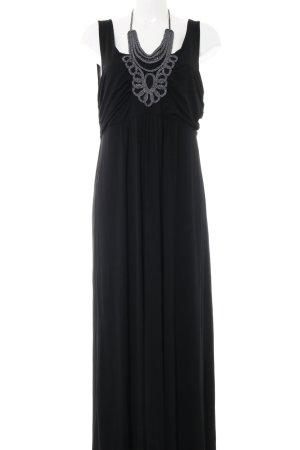Bon'a Parte Maxi Dress black elegant