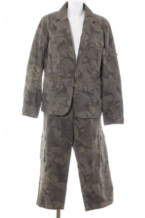 Bonaparte Woven Twin Set camouflage pattern casual look