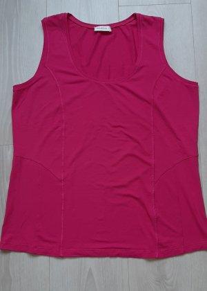 Bonita : Achseltop pink neuwertig Größe L