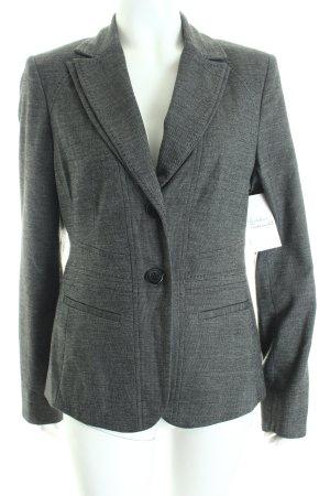 Bonita Blazer grau-weiß meliert Business-Look