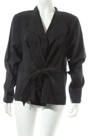 Bonita Blazer schwarz schlichter Stil