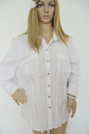 Bonita bluse gr.46 knitterlook