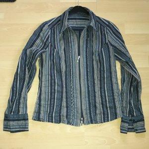 Bonita: Bluse oder Top Jacke gestreift Größe 38 ,neuwertig
