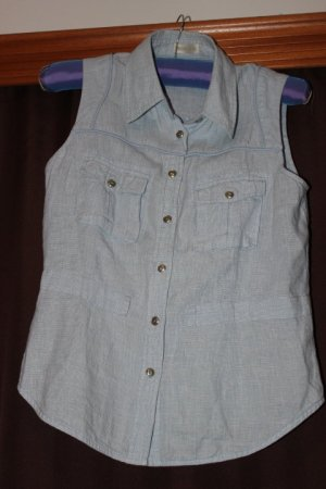 Bonita Bluse ohne Ärmel